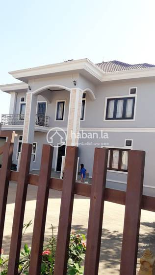 residential House for sale in Xaysetha ID 5290 1