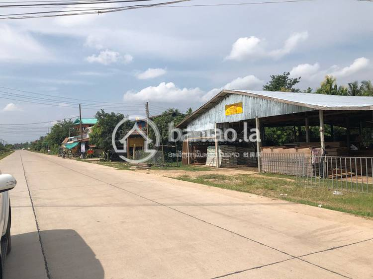 residential Warehouse for sale in ບ້ານແກ້ງປາຢ້າງ ID 2892 1