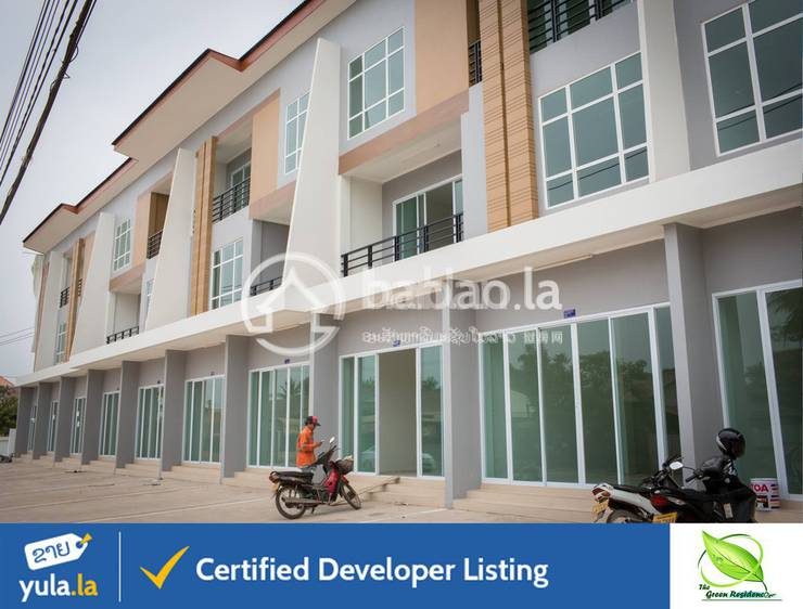 residential Shophouse for sale in ບ້ານ ທົ່ງປົ່ງ ID 2924 1
