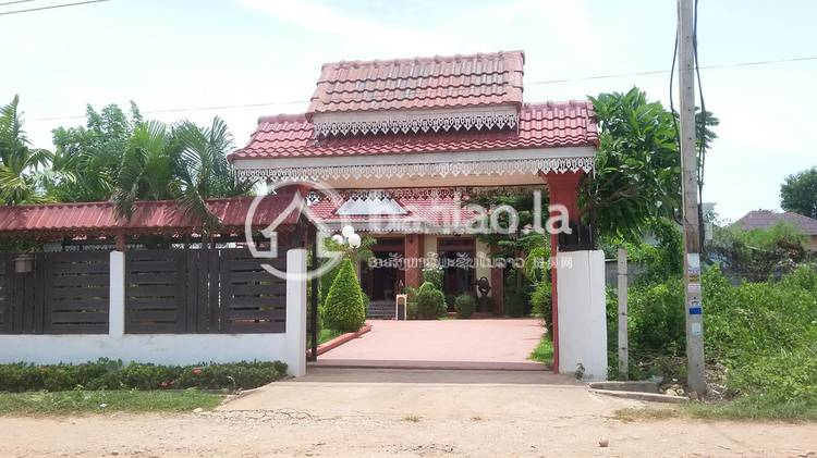 residential House for sale in ບ້ານໂພນສົມບູນ ID 2933 1