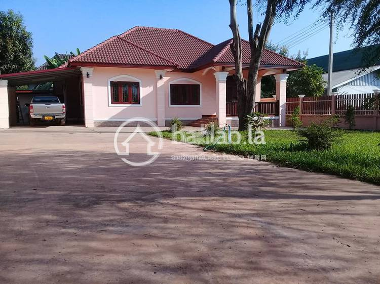 residential House for sale in ບ້ານ ໜອງແຕ່ງ ID 3407 1