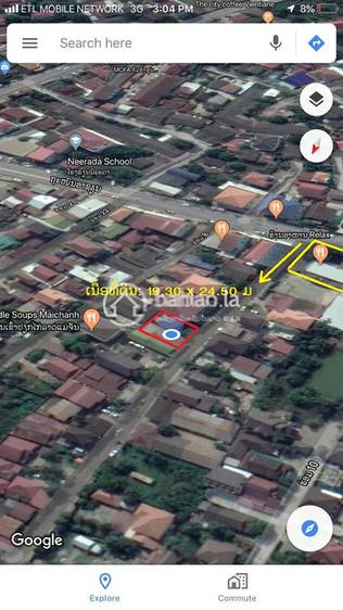 residential Land/Development for sale in ສີດຳດວນ ID 3414 1