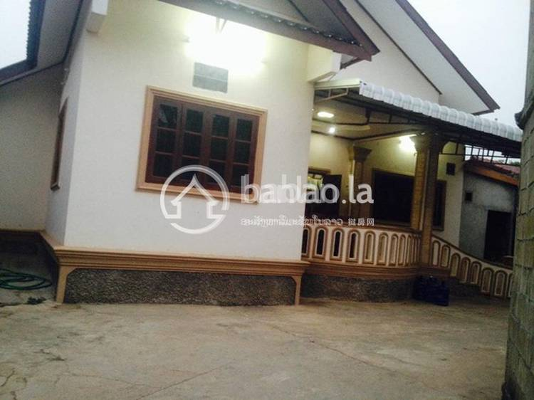 residential House for sale in ບ້ານ ດົງຄຳຊ້າງ ID 3463 1