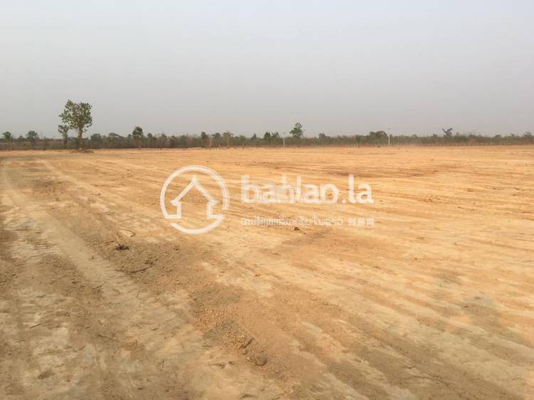 residential Land/Development for sale in ບ້ານໂພນຄໍ້ ID 3820 1