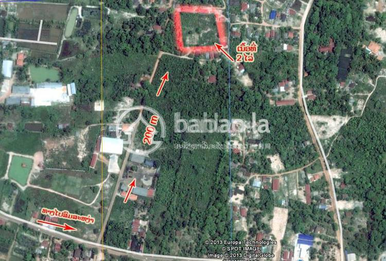 residential Land/Development for sale in ສົມສະຫງ່າ ID 4010 1
