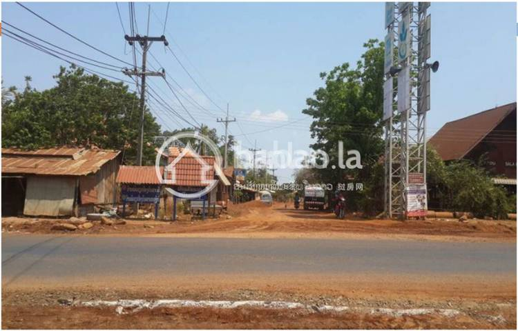 commercial Land/Development for sale in ບ້ານ ໝື່ນຫຼວງ ID 4709 1