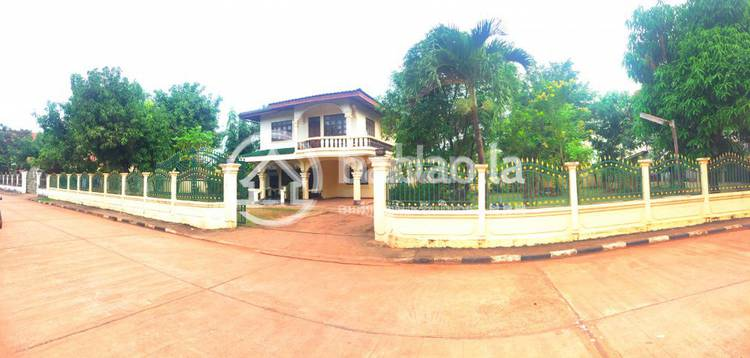 residential House for rent in ດອນໜູນ ID 4738 1