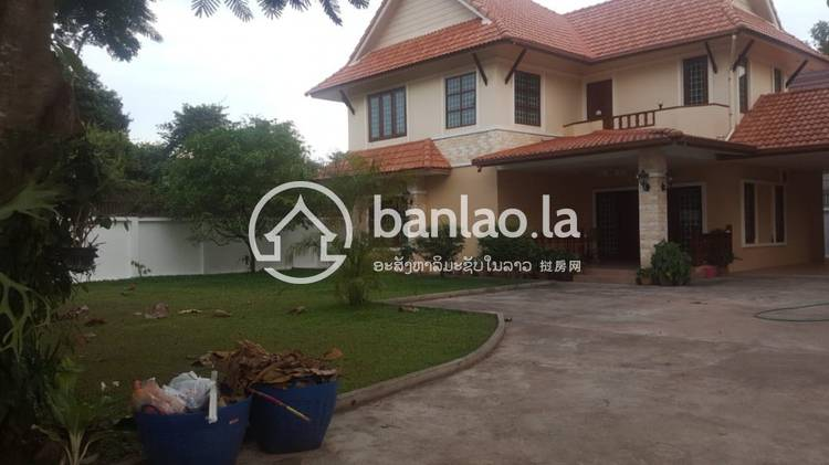 residential Villa for rent in ດົງສະຫວາດ ID 6092 1