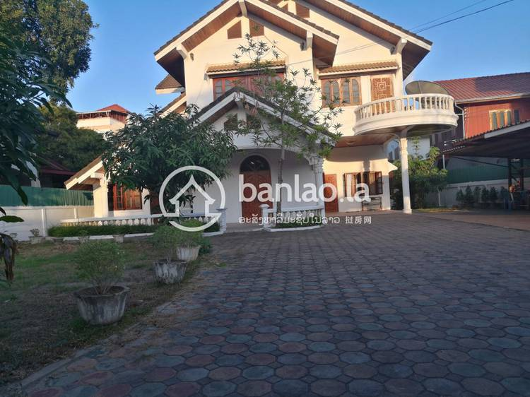 residential Villa for rent in ທາດຫຼວງ ID 6216 1
