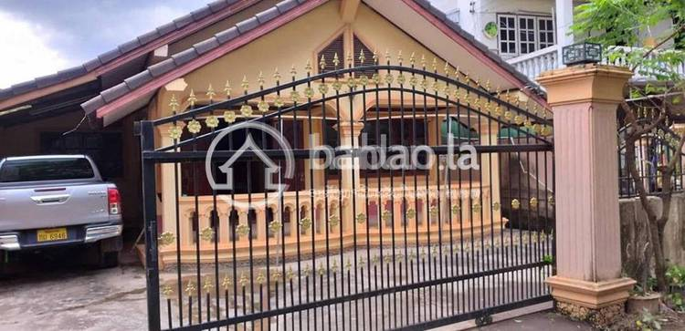 residential House for rent in ບ້ານ ດົງປາແຫຼບ ID 2828 1